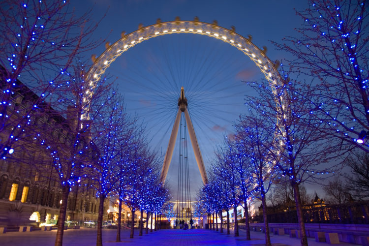 christmas-london_eye
